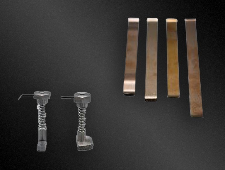 consumable spare components