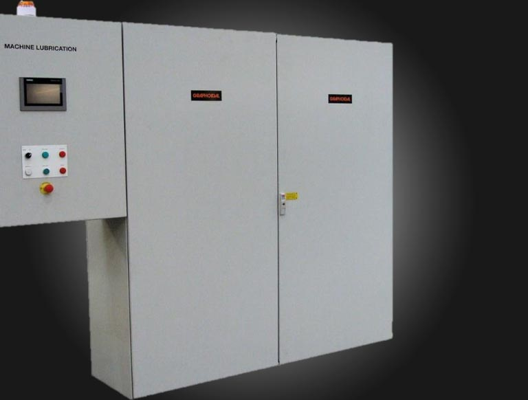 Graphoidal machine lubrication