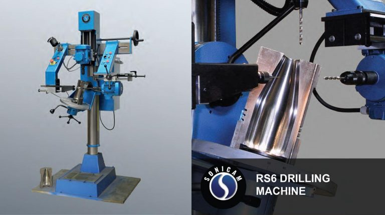 sonicam rs6 vent hole drilling machine