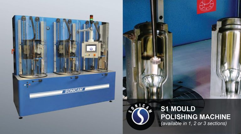 sonicam s1 mold polishing machine