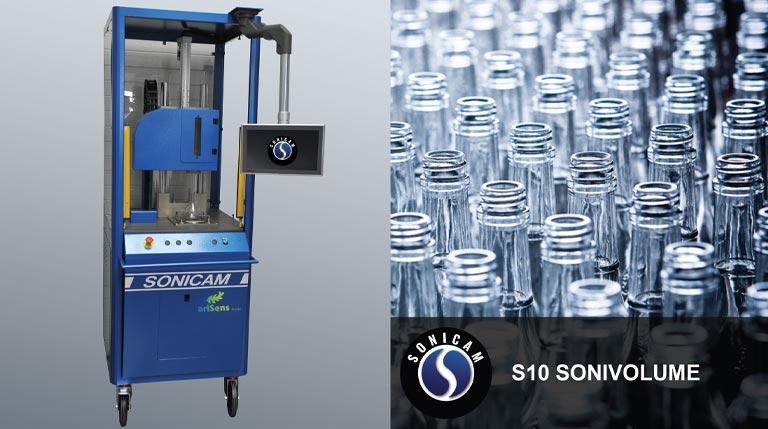 sonicam s10 sonivolume capacity inspection